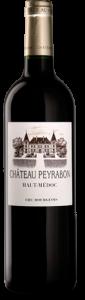 Packshot bouteille Château Peyrabon