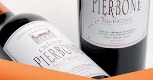 Visuel d'ambiance bouteille Château Pierbone